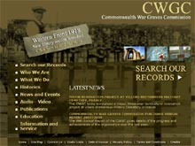 Link image - the Commonwealth War Graves Commission