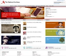 Link image - The National Archives, Kew